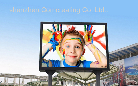 Full Color LED Video Screens 2 Years Warranty outdoor led display board P5 IP65